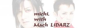 michi. with Mach LiDARZ